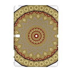 Mandala Art Ornament Pattern Galaxy Note 1 by Nexatart