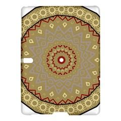 Mandala Art Ornament Pattern Samsung Galaxy Tab S (10 5 ) Hardshell Case  by Nexatart