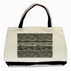 Ethno Seamless Pattern Basic Tote Bag by Nexatart