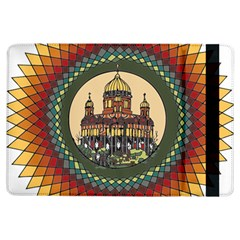 Building Mandala Palace Ipad Air Flip by Nexatart