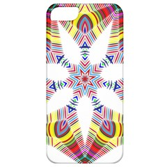 Colorful Chromatic Psychedelic Apple Iphone 5 Classic Hardshell Case by Nexatart