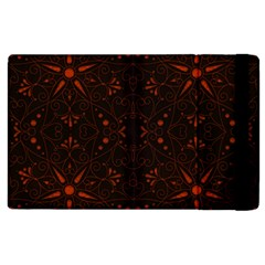 Majestic Pattern A Apple Ipad 2 Flip Case