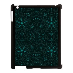Majestic Pattern C Apple Ipad 3/4 Case (black) by MoreColorsinLife
