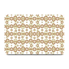 Multicolor Graphic Pattern Plate Mats by dflcprints
