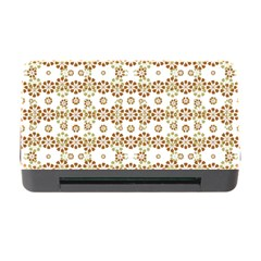 Multicolor Graphic Pattern Memory Card Reader With Cf by dflcprints