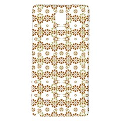 Multicolor Graphic Pattern Galaxy Note 4 Back Case by dflcprints