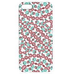 Multicolor Graphic Pattern Apple Iphone 5 Hardshell Case With Stand by dflcprints