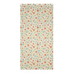 Colorful Pink Floral Cute Pattern Shower Curtain 36  X 72  (stall)