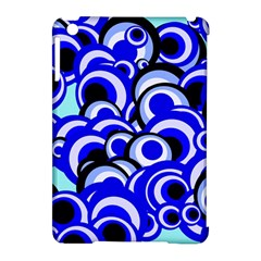 Retro Pattern 1973e Apple Ipad Mini Hardshell Case (compatible With Smart Cover) by MoreColorsinLife