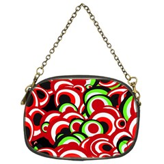 Retro Pattern 1973c Chain Purses (one Side)  by MoreColorsinLife