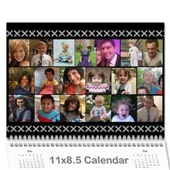 Kleinerman Calendar By Yocheved   Wall Calendar 11  X 8 5  (12 Months)   Ea1kyd8n3hd6   Www Artscow Com Cover