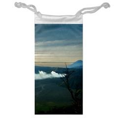 Bromo Caldera De Tenegger  Indonesia Jewelry Bag by Nexatart