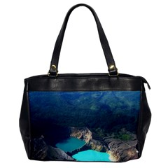 Kelimutu Crater Lakes  Indonesia Office Handbags by Nexatart