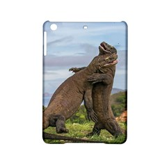 Komodo Dragons Fight Ipad Mini 2 Hardshell Cases by Nexatart