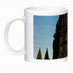 Prambanan Temple Night Luminous Mugs