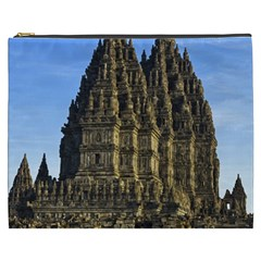 Prambanan Temple Cosmetic Bag (xxxl)  by Nexatart