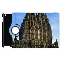 Prambanan Temple Apple Ipad 2 Flip 360 Case by Nexatart