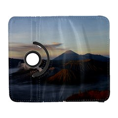 Sunrise Mount Bromo Tengger Semeru National Park  Indonesia Galaxy S3 (flip/folio) by Nexatart