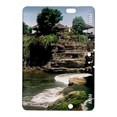 Tanah Lot Bali Indonesia Kindle Fire Hdx 8 9  Hardshell Case by Nexatart