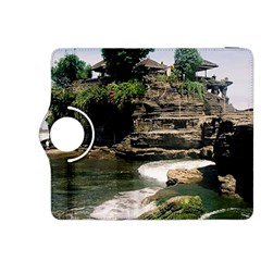 Tanah Lot Bali Indonesia Kindle Fire Hdx 8 9  Flip 360 Case by Nexatart