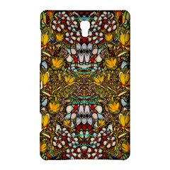Fantasy Forest And Fantasy Plumeria In Peace Samsung Galaxy Tab S (8 4 ) Hardshell Case  by pepitasart
