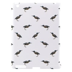 Exotic Birds Motif Pattern Apple Ipad 3/4 Hardshell Case (compatible With Smart Cover) by dflcprints