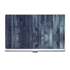 Grey Fence 2 Business Card Holders by trendistuff