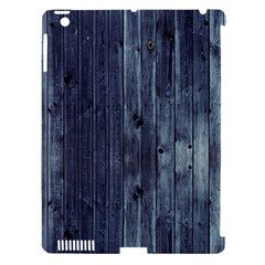 Grey Fence 2 Apple Ipad 3/4 Hardshell Case (compatible With Smart Cover) by trendistuff