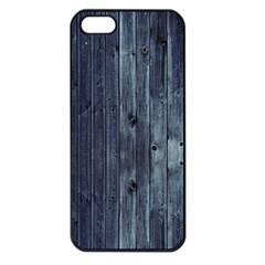 Grey Fence 2 Apple Iphone 5 Seamless Case (black) by trendistuff