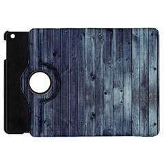 Grey Fence 2 Apple Ipad Mini Flip 360 Case by trendistuff