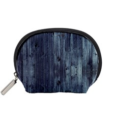 Grey Fence 2 Accessory Pouches (small)  by trendistuff