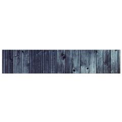 Grey Fence 2 Flano Scarf (small) by trendistuff