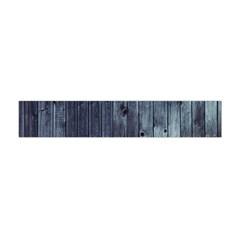 Grey Fence 2 Flano Scarf (mini) by trendistuff