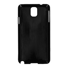 Black Samsung Galaxy Note 3 Neo Hardshell Case (black) by theunrulyartist