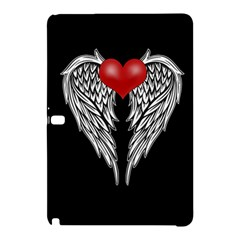 Angel Heart Tattoo Samsung Galaxy Tab Pro 12 2 Hardshell Case by Valentinaart