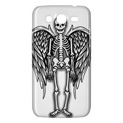 Angel Skeleton Samsung Galaxy Mega 5 8 I9152 Hardshell Case  by Valentinaart