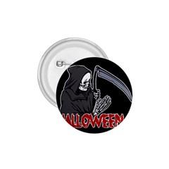Death   Halloween 1 75  Buttons by Valentinaart