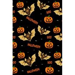 Bat, Pumpkin And Spider Pattern 5 5  X 8 5  Notebooks by Valentinaart