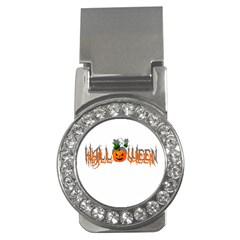 Halloween Money Clips (cz)  by Valentinaart