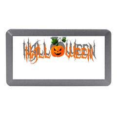 Halloween Memory Card Reader (mini) by Valentinaart