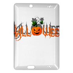 Halloween Amazon Kindle Fire Hd (2013) Hardshell Case by Valentinaart