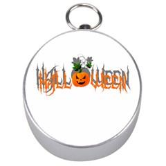 Halloween Silver Compasses by Valentinaart