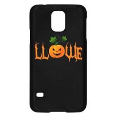 Halloween Samsung Galaxy S5 Case (black) by Valentinaart