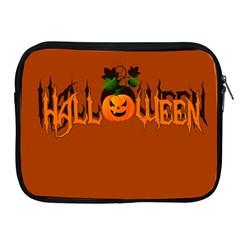 Halloween Apple Ipad 2/3/4 Zipper Cases by Valentinaart
