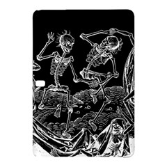 Skeletons   Halloween Samsung Galaxy Tab Pro 12 2 Hardshell Case by Valentinaart