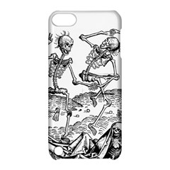 Skeletons   Halloween Apple Ipod Touch 5 Hardshell Case With Stand by Valentinaart
