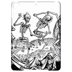 Skeletons   Halloween Apple Ipad Pro 9 7   Hardshell Case by Valentinaart