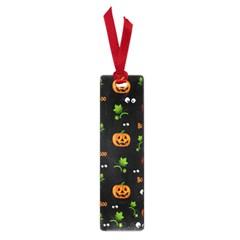 Pumpkins   Halloween Pattern Small Book Marks by Valentinaart