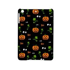 Pumpkins   Halloween Pattern Ipad Mini 2 Hardshell Cases by Valentinaart