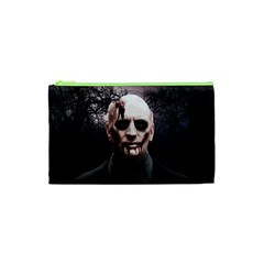 Zombie Cosmetic Bag (xs) by Valentinaart